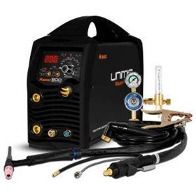 Digital Pulse AC/DC TIG Welder | Razor