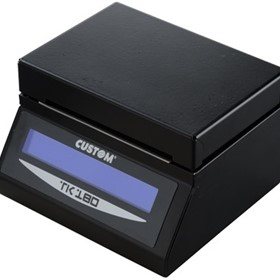 Custom TK180 Metal Thermal Transfer Ticket Printer