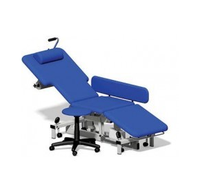 3 Section 3 Motor Echocardiography Couch | Plinth 2000 503TEC