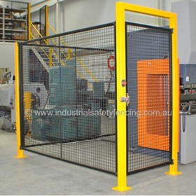 Industrial Safety Fencing - Machine Guarding