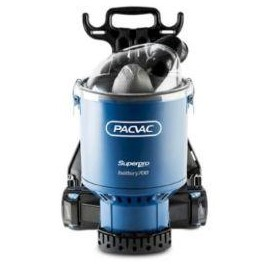 Superpro Duo 700 Backpack Vacuum Cleaner