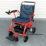 P113 Fold & Go Compact Power Wheelchair