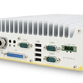 EN 50155 Certificated In-Vehicle Computer | Nuvo-5100VTC