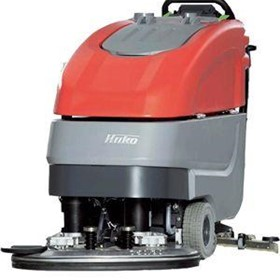 Cylindrical Walk Behind Scrubber | matic B90