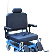 Bariatric Patient Chair Transport | BREEZ 1025 and 1025-G