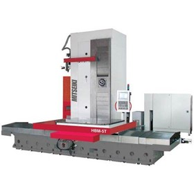 CNC Horizontal Boring Machine | HBM Series