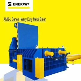 Automatic Scrap Metal Baler | AMB-L2520