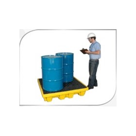 Bulk Liquid Containment Pallets | Superspill Solutions | Spill Control