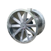 Adjustable Pitch Axial Flow Direct Drive Fans | AX Series