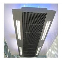 Induction Units for Suspended Ceilings Type MFD