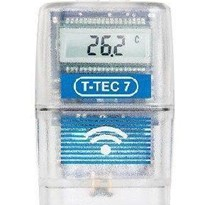 Wireless Combined Temperature & Humidity Data Loggers T-TEC RF  7-1C
