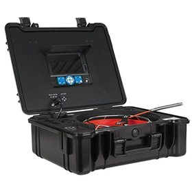 14mm Drain Inspection Camera with 20m cable and Distance Counter