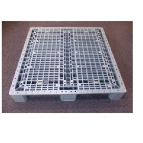 Plastic Pallets & Crates - 1165 x 1165 Rackable Pallet