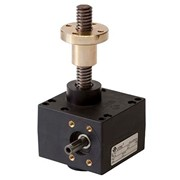 Unimec Mechanical Screw Jack Aleph Techno Polymere