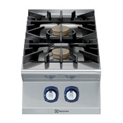 Modular Cooking Range Line 900XP 2-Burner Gas Boiling Top, 10 kW