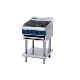 Blue Seal – 600mm Gas Char Grill on Leg Stand