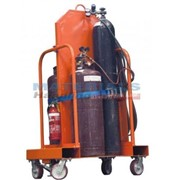 MGC4 Gas Bottle Trolley