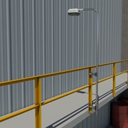 Light Mounting | Lighting Poles | Angle Iron Stanchion LMS112