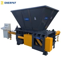 UK Enerpat 2018 popular aluminum Can baler, UBC baler, Tin can baler