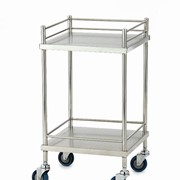 MEDICAL GRADE TROLLEY CLEARANCE STOCK! SINGLE