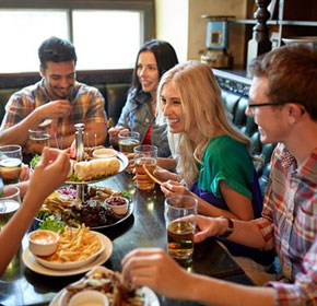 Aussie Millennials visit restaurants more than any other generation