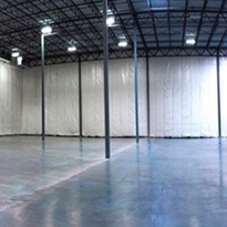 Factory Dividers and Contamination Control | Proflex®