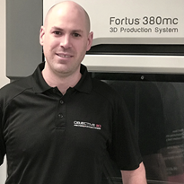 Objective3D Appoints New Technical Service Manager