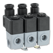 Electrically Operated Pilot Solenoid Valve | 0322