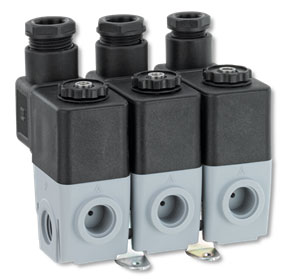 Electrically Operated Pilot Solenoid Valve | GEMÜ 0322