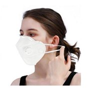 4 Layer Face Mask With Valve KN95 EN149