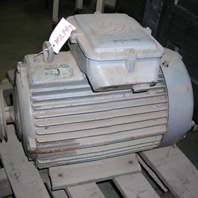 Stone Platt McCool (MEZ) 22kW Three Phase Electric Motor