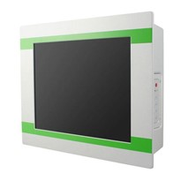 12.1 inch EN50155 Certified Touch Panel PCs