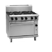 Cook Top Convection Oven Range | RN8610GC
