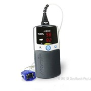 Nonin PalmSAT 2500 Handheld Pulse Oximeter with your choice of Sensor