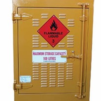Dangerous Goods Storage | Outdoor Dangerous Goods Stores | 160 Litre
