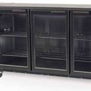 Glass Swing Door Fridge | BB380X 2