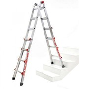 Telescopic Ladder | Little Giant Skyscraper Model 26