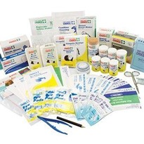 First Aid Kit | Code of Practice Food Preparation Refill Pack Only