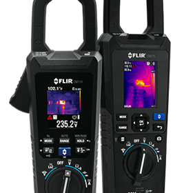 Industrial Imaging Clamp Meters with IGM™ - FLIR CM174 / CM275™