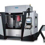 5 Axis CNC Machining Centre | BX Series - Swivel Head