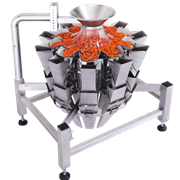 Multihead Weigher - PX-Primo Combi System