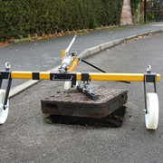 Hydraulic Manhole Cover Lifter | SDH-H | Probst Handling Equipment