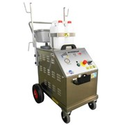 Heavy Duty Industrial Steam Cleaner 3 Phase | Supervap