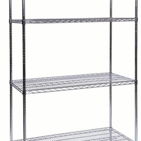 IntraMed Wire Shelving