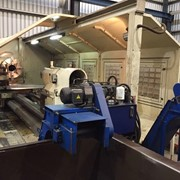 1270mm swing x 5000mm Pinnacle CNC Lathe