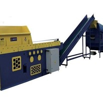 Wood Recycling Line