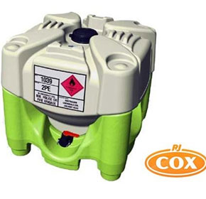 E1664A Chemical Storage IBC | R.J. Cox