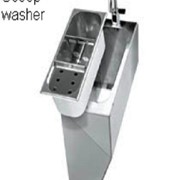Scoop Washer