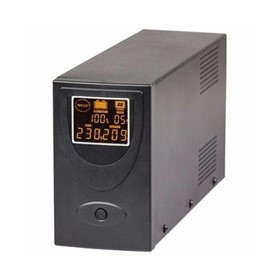 Line Interactive Uninterruptible Power Supply with LCD and USB