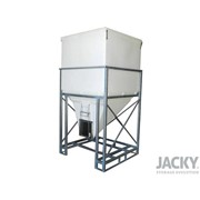 Hopper & Silo | Side Discharge Mini Feed Silo ATS1600